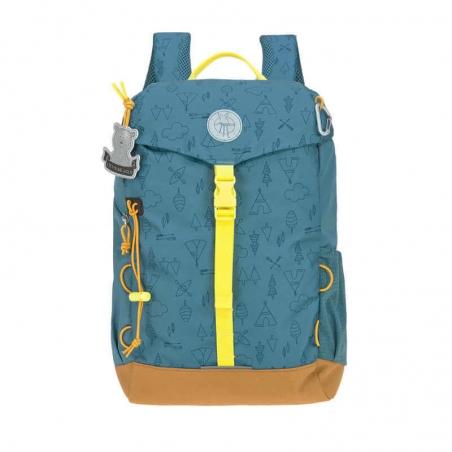 Grand sac à dos Adventure Lässig - bleu