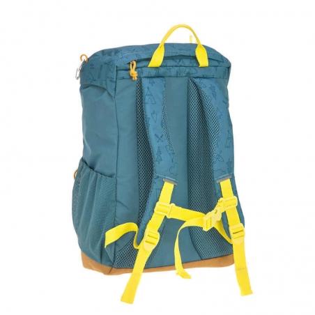 Grand sac à dos Adventure Lässig - bretelles réglables et matelassées pour plus de confort