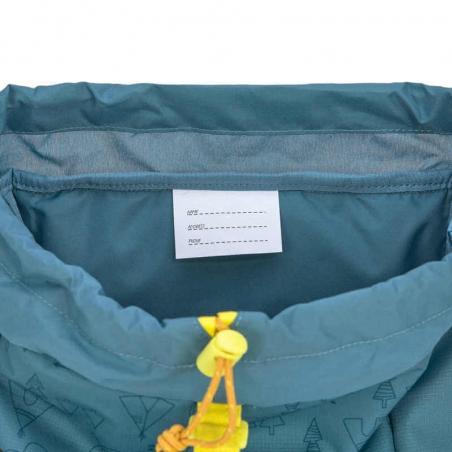 Grand sac à dos Adventure Lässig : avec étiquette à son nom