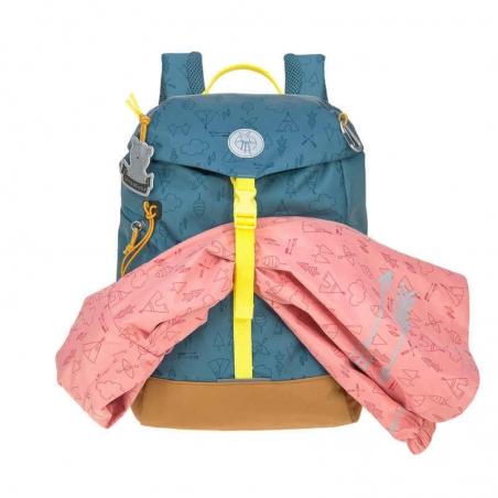 Grand sac à dos Adventure Lässig - avec boucles pour attacher un vêtement