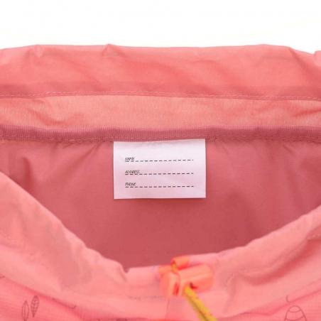 Grand sac à dos Adventure Lässig - avec étiquette pour marquer son nom