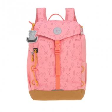 Grand sac à dos Adventure Lässig - rose