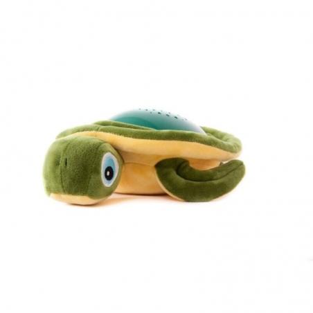 Veilleuse turtle Baby Monsters : 10 chansons et sons (avec contrôle du volume).