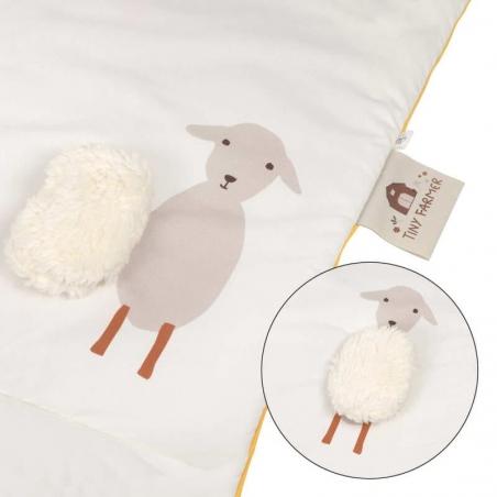 Tapis de jeu Tiny Farmer Lässig - avec mouton sonore