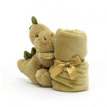 Doudou Fuddlewuddle Dino Soother Jellycat Jellycat - 2