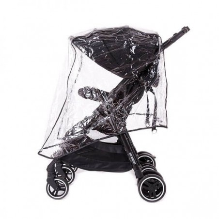 Protection pluie Poussette Compacte Kuki Twin Baby Monsters Baby Monsters - 1