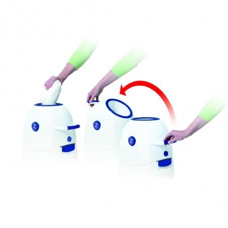 Poubelle à Couches spéciale Jumeaux Diaper Champ Diaper Champ - 10