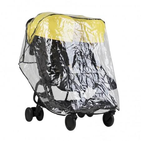 Protection de pluie  Poussette Double Nano Duo Mountain Buggy Mountain Buggy - 1