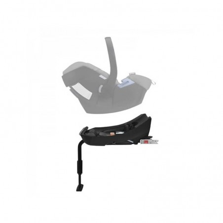 Pack Poussette Double Easy Twin 3S Light Châssis Black Baby Monsters + Coques Aton 5 Cybex Baby Monsters - 66