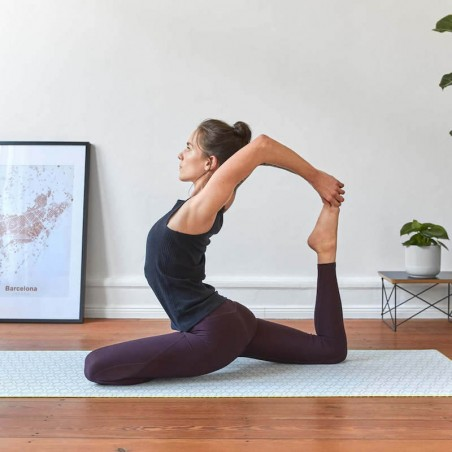 Tapis de Yoga Gris Lässig Lässig - 6