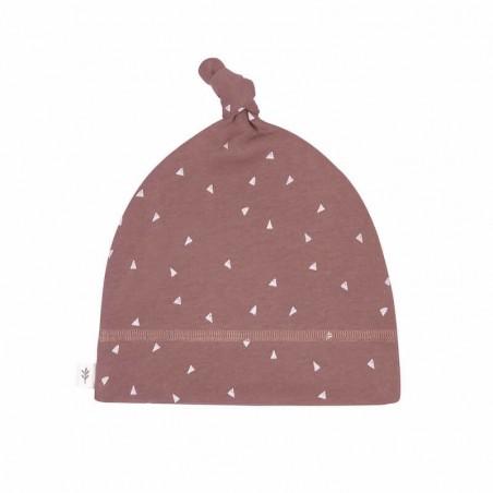 Bonnet de Naissance Triangle Cannelle Lässig