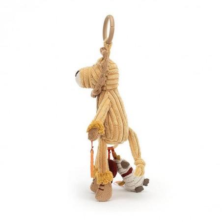 abc design cordy lion jouet arche eveil