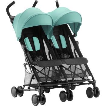 Poussette Canne Compacte Holiday Double Britax