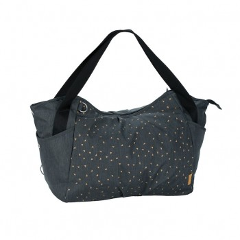 Sac à Langer Casual Twin Bag Triangle Gris Foncé Lässig