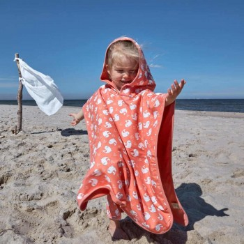 Poncho de Plage Splash&Fun Lässig Little Girl
